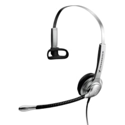 Sennheiser SH 330 Over the head, Narrow Band monaural headset, ultra noise cancelling mic, Activegard