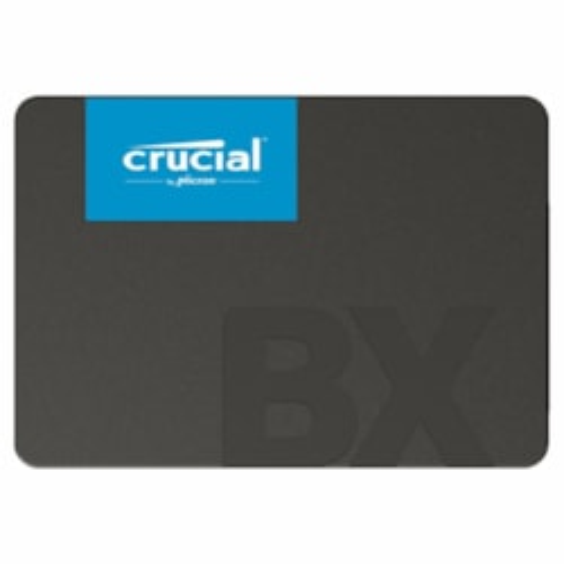 Micron Crucial BX500 480GB 3D Nand Sata 2.5-Inch SSD