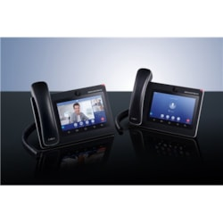 """Grandstream Android Based Video Ip Phone 7"""" (1024X600) Touch Screen, Android V7, Poe, Wifi, BT"""