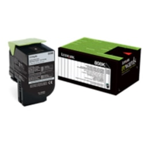 Lexmark 78C6xke Black Extra High Toner 8.5K For CS521 CS622 CX522 CX622 CX625