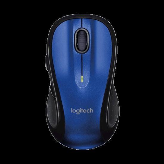 Logitech 910-002533 M510 Mouse - Blue