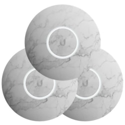 Ubiquiti UniFi NanoHD Skin Casing - Marble Design - 3-Pack