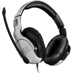 Roccat Khan Pro Competitive High Resolution Gaming Headset (White Version)