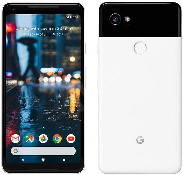 Google Pixel XL 2 64GB Black & White