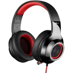 Edifier V4 (G4) 7.1 Virtual Surround Sound Usb Gaming Headset Red