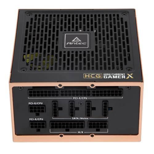 Antec HCG1000 Extreme 1000W 80+ Gold, Zero RPM Mode, 135MM FDB Fan, 100% Japanese Caps, Psu. 10 Years Warranty