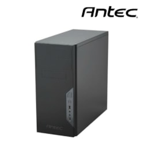 Antec Vsk3500e-U3 Matx Case With 500W Psu. 2X Usb 3.0 Thermally Advanced Builder's Case. 1X 92MM Fan. Two Years Warranty