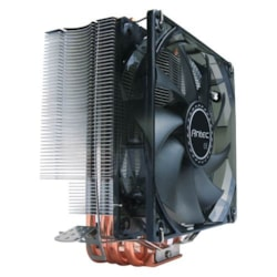 Antec C400 Air Cpu Cooler 120MM Blue Led 77 CFM, Intel 775, 115X, 1366, 2011, 2066, Amd: Am2, Am2+, Am3, Am3+, FM1, FM2, FM2+ 3 Years Warranty