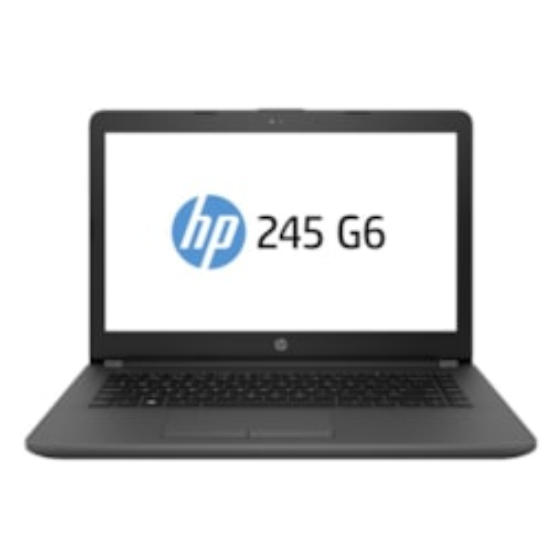 "HP 245 G6 14"" HD Led, E2-9000E, 8GBDDR4, 1TB HDD, Win10 Home, Wlan, 1-1-1 WTY"