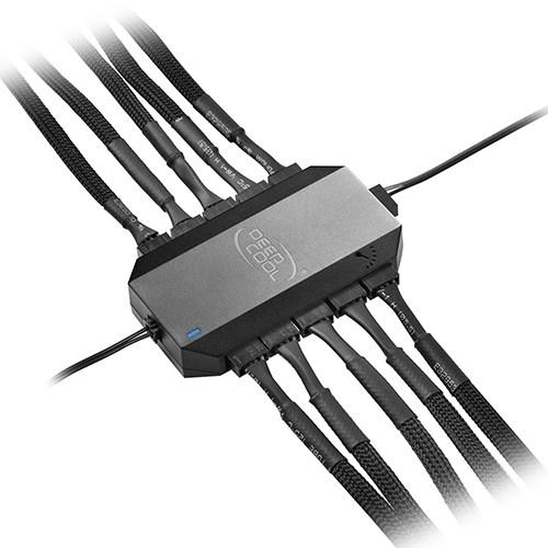 Deepcool FH-10 10 Ports Fan Hub