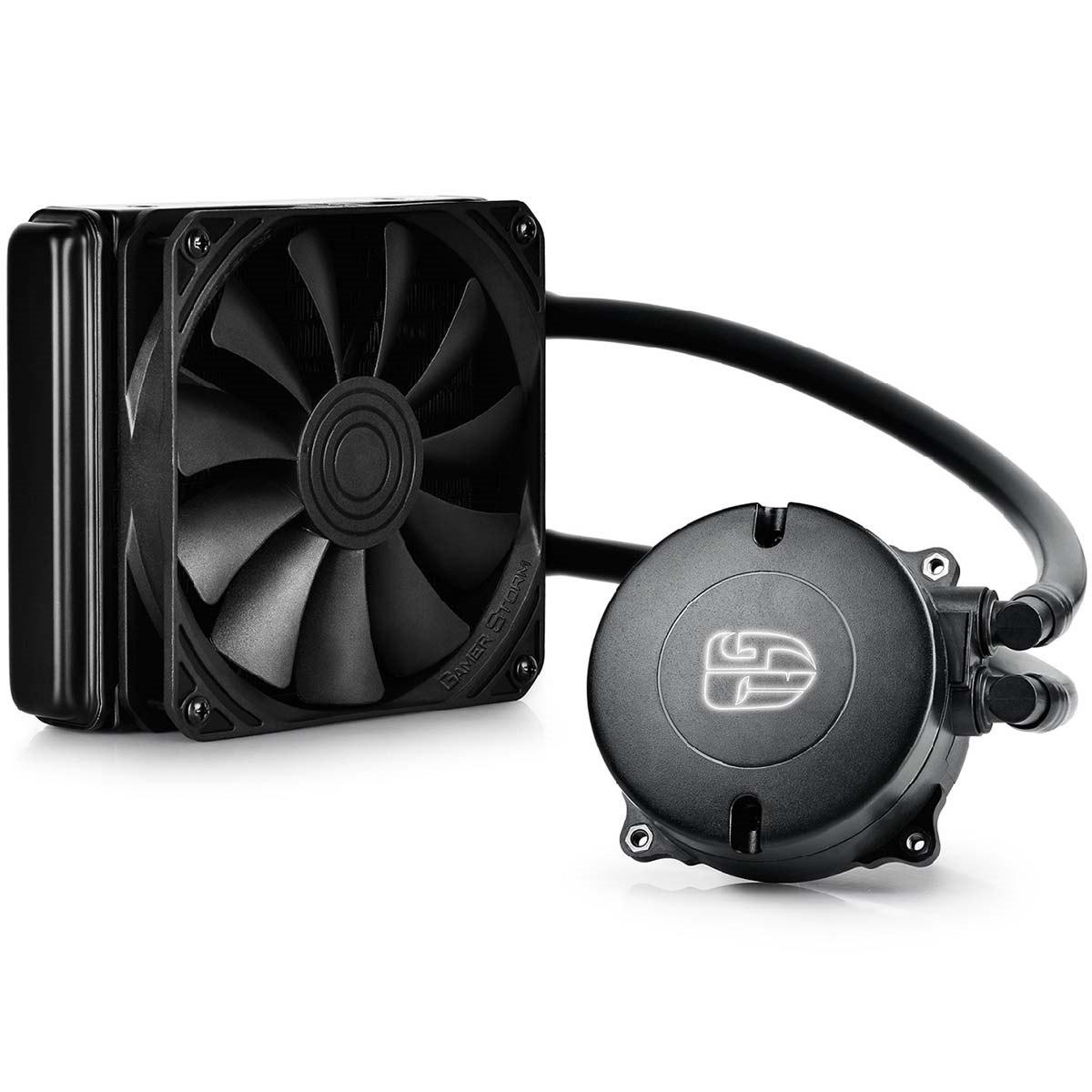 Deepcool Gamer Storm Maelstrom 120K Aio Liquid Cooling Intel/AM4 (Fits HTPC Cases)