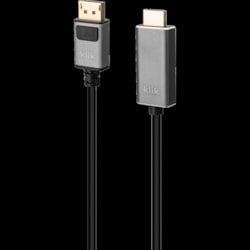 Klik 2MTR DisplayPort Male To Hdmi Male Cable