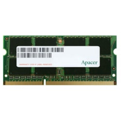 Apacer DDR3L Sodimm PC12800-8GB Memory For Qnap TVS-xx3-xG Pro Upgrade (Requires Matching Pair To Be Installed)