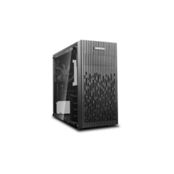 Deepcool Matrexx 30 Full Tempered Glass Side Panel M-Atx Case, 1X 120MM Bllack Fan, Graphics Card Up To 250MM