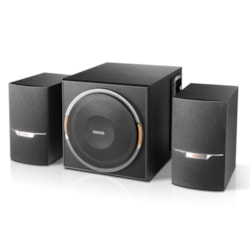 Edifier XM3BT 2.1 Bluetooth Multimedia Speakers - Bt/Aux/Usb/Sd FM Led Light 38W RMS
