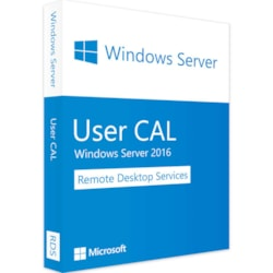 Microsoft Remote Desktop Services 5 User Cal 2016 - Leader Version