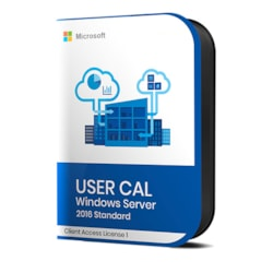 Microsoft Windows Server Standard 2016 - 5 User Cal 2016 - Leader Version