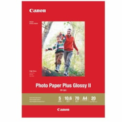 Canon PP-301S Q3.5In.20 Am/Oc Photo Paper Plus Glossy Ii PP-301