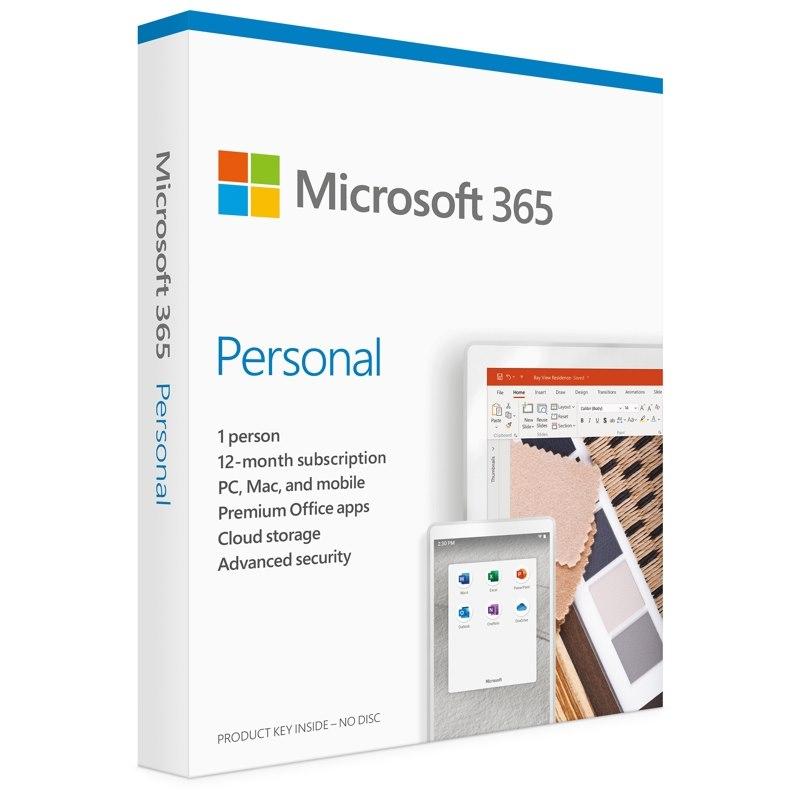 Microsoft 365 Personal English Apac DM S