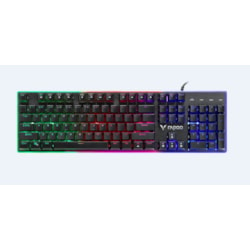 Rapoo V520pro Backlit Mechanic-Alike Gaming Keyboard