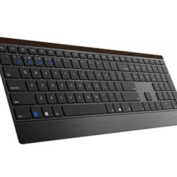 Rapoo E9500 Multi-Mode Ultra-Slim Keyboard Multi-Mode And 4.5MM Blade Design