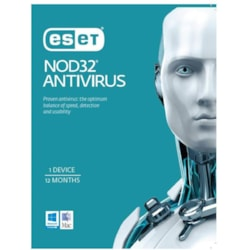 Eset Nod32 Antivirus Oem 1 Device 1 Year Esd Key Only