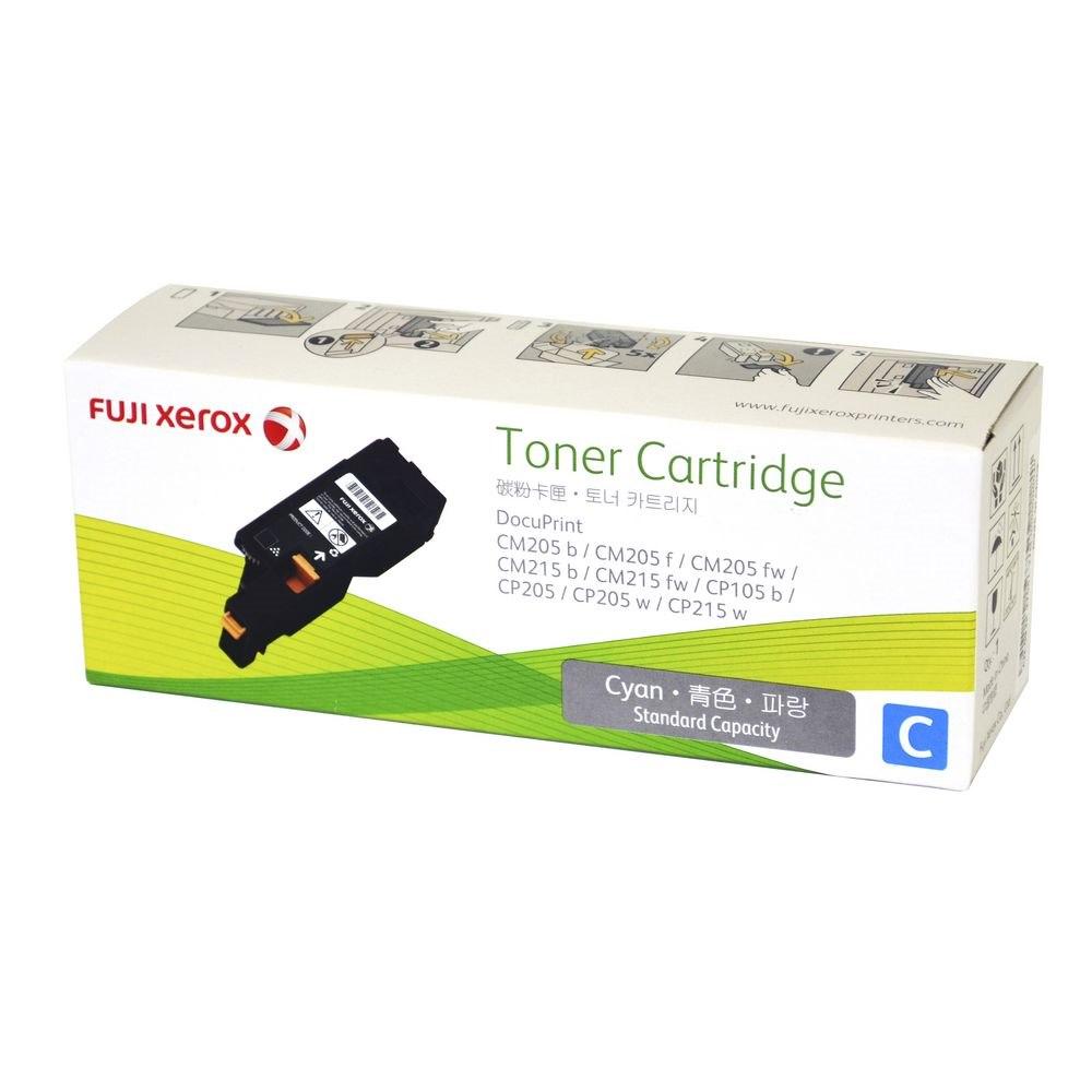 Fuji Xerox CT202131 Toner Cartridge - Cyan