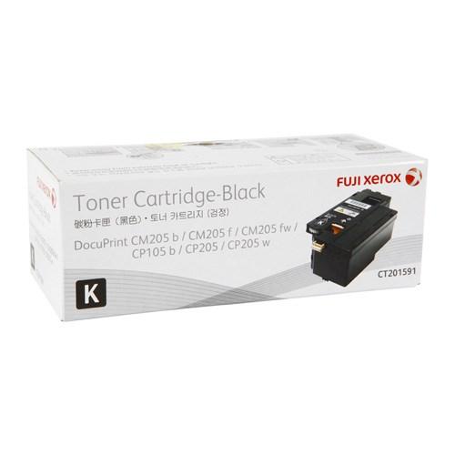 Fuji Xerox CT201591 Original Toner Cartridge - Black