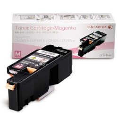 Fuji Xerox CT201593 Original Toner Cartridge - Magenta