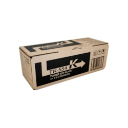 Kyocera TK-554K Original Toner Cartridge - Black