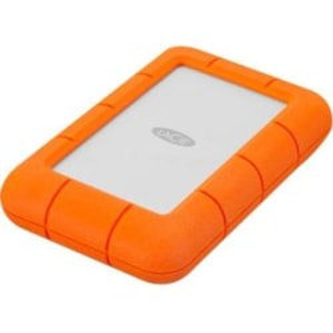 LaCie Rugged Mini LAC9000633 4 TB External Hard Drive - Portable