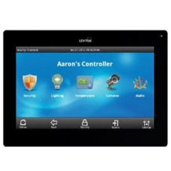 Leviton Security & Automation Hai Omnitouch 7 - Black Ip Touch Screen All In One