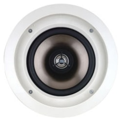 """Leviton Security & Automation 6.5"""" In-Ceiling Speaker Pair Premium, 80Watts @ 8Ohms Architectural Edition By Jbl"""