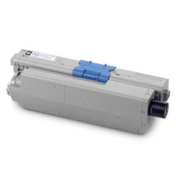 Oki Original Toner Cartridge - Black