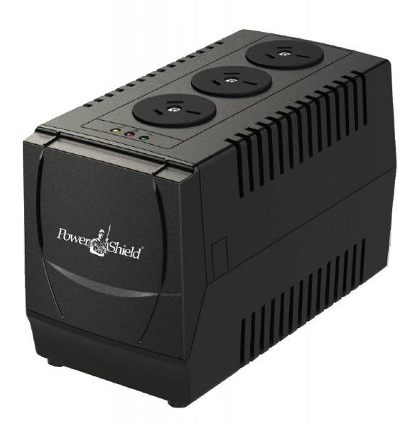 PowerShield VoltGuard 1500VA Auto Valtage Regulator - No Battery Backup -