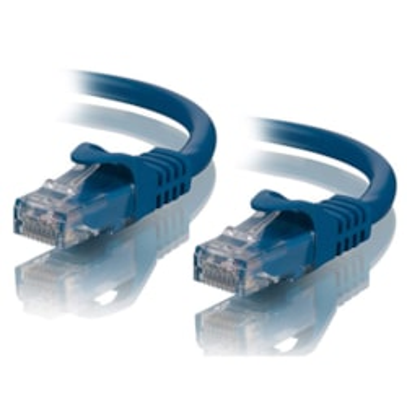 ALOGIC 0.5m Blue CAT5e network Cable
