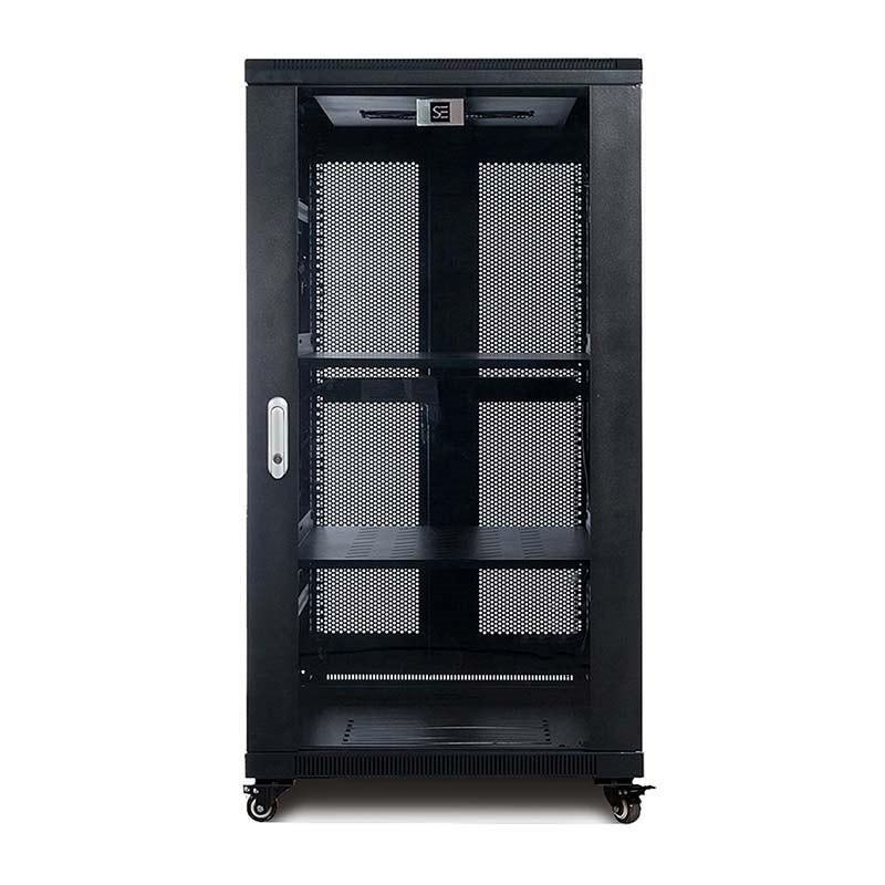 Serveredge 22RU Free Standing Cabinet - 600W x 800D x 990H