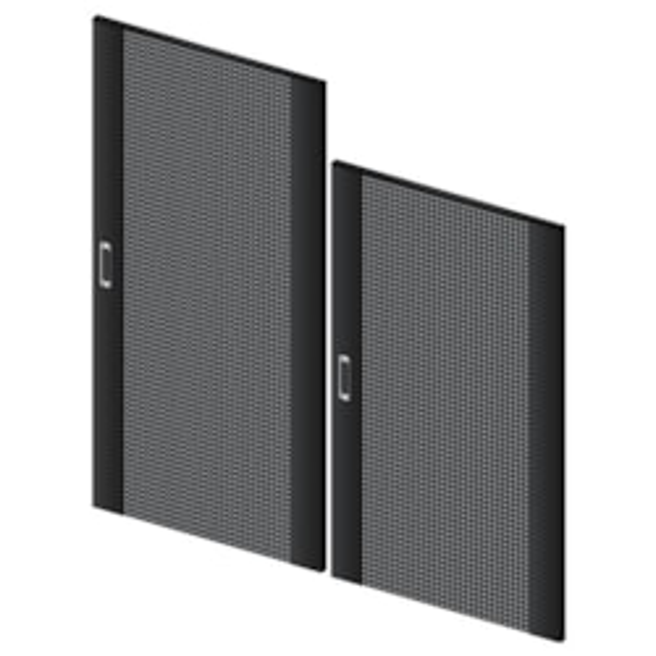 Serveredge Mesh Door for 42RU Server Racks
