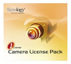 Synology Single Camera License For Synology