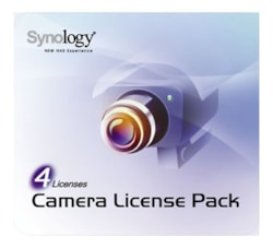 Synology Four Camera License For Synology