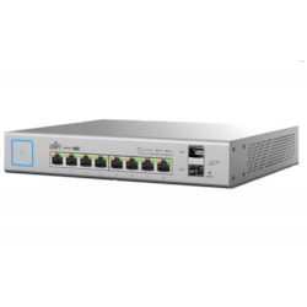 Ubiquiti UniFi 8-Port Managed PoE+ Gigabit Switch With SFP 150W
