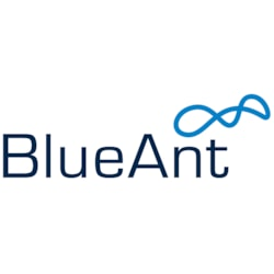BlueAnt X1 Portable Bluetooth Speaker System - Blue