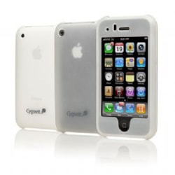 Cygnett Jellybean Case for Apple iPhone Smartphone - Coconut