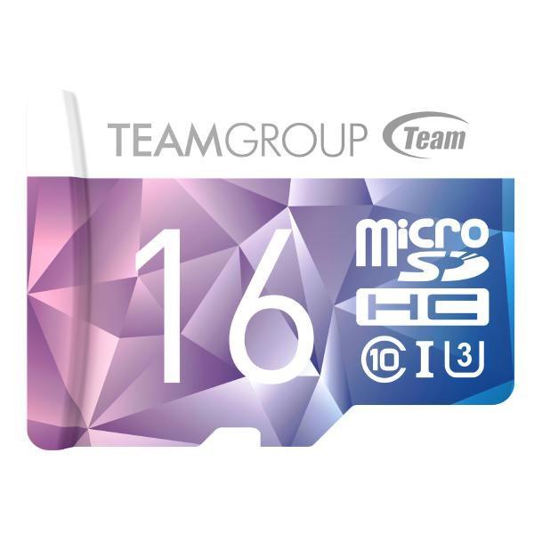 Team Micro SDHC 16GB Uhs-I U3 Speed