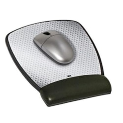3M Mw309le Leatherette Gel Mouse Pad Wrist Rest