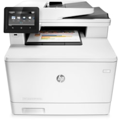 HP LaserJet Pro M477fnw Laser Multifunction Printer - INSTALLED