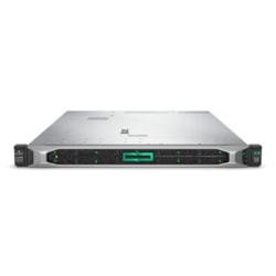 HPE ProLiant DL360 G10 1U Rack Server - 1 x Intel Xeon Silver 4110 Octa-core (8 Core) 2.10 GHz - 16 GB Installed DDR4 SDRAM - 1 x 500 W