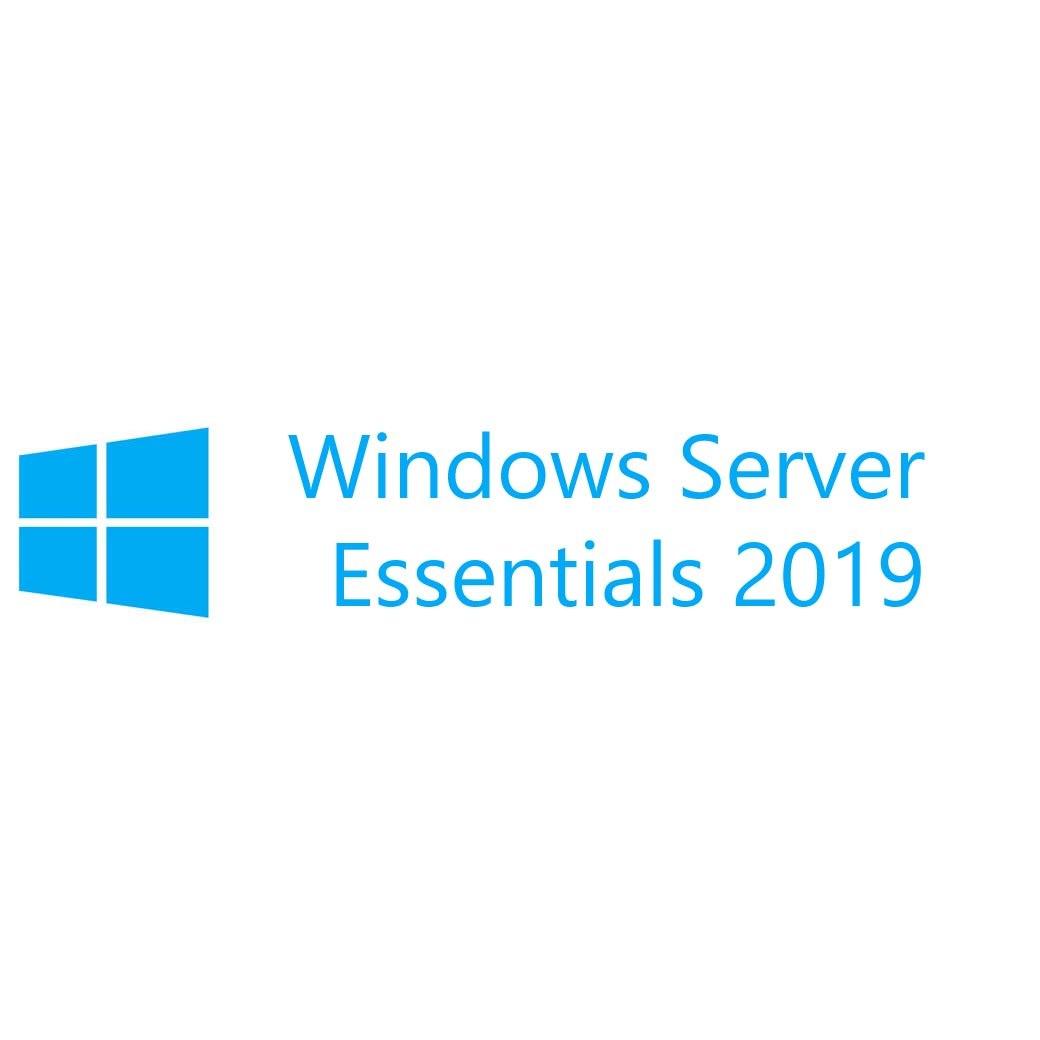 Microsoft Windows Server 2019 Essentials 64-bit - Licence - 1 Server (1-2 CPU) - OEM