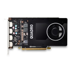 Leadtek Quadro P2200 Work Station Graphics Card Pcie 5GB DDR5, 4H(DP), Single Slot, 1X Fan, Atx