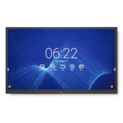 """Nec CB751Q - 75"""" Collaboration Board/ 12/7 Usage/ 16:9/ 3840 X 2160/ 1,100:1/ Ips Panel/ Vga, Hdmi, Lan, Usb/ 20 Point Touch/ Optional Ops"""